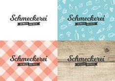 "Logo design – part of branding project for the zero waste shop ""Schmeckerei"". Branding Design, Logo Design, Of Brand, Zero Waste, Shop, Projects, Log Projects, Blue Prints, Corporate Design"