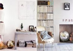 Clever use of disco ball storage