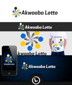 Logo for Akwaaba Lotto Logo Branding, Logos, Logo