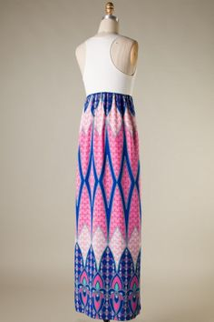 Summer Bliss Maxi Dress – Texas Two Boutique