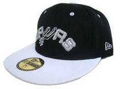 Cheap San Antonio Spurs New era 59fifty caps (2) (35700) Wholesale  a63dc781cf46