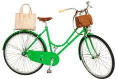 Bicicleta Kate Spade