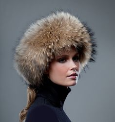 fur hats photos | Eric Javits | Fur Ring, 13270, Hats | Bagshop.com