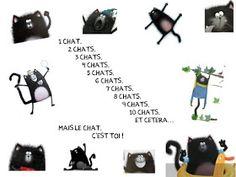 Le Livre de Sapienta: Splat adore jardiner ! Exploitation MS GS Splat Le Chat, French Poems, Cycle 1, Ms Gs, Google Drive, Album, School, Poems, Nursery School