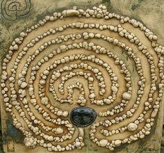 Mýtus  /Theseus a labyrint/