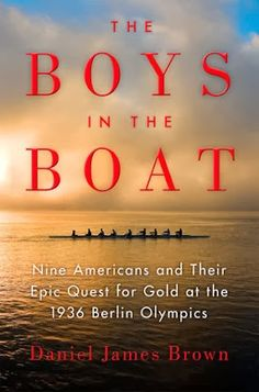 The Boys in the Boat - Lit Girls February 2014 - My pick!