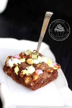 Rocky Road, Brownies, French Toast, Food And Drink, Breakfast, Desserts, Recipes, Sweets, Cake Brownies