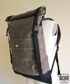 rolltop backpack - Buscar con Google