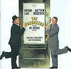 The producers / Mel Brooks - CD 2205 (http://kentlink.kent.edu/record=b2824019~S1)