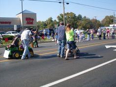 carrollton tobacco festival parade 2011