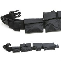 Ninja Utility Belt For Sale | All Ninja Gear: Largest Selection of Ninja Weapons | Throwing Stars | Nunchucks