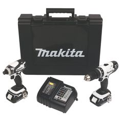 Makita DLX2020SYW 18V 1.5Ah Matkap Seti MAKİTA günün fırsat ürünü