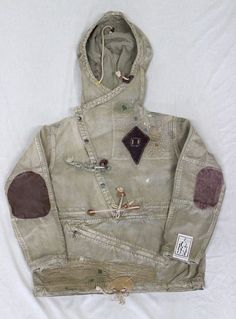 Patched up cool parka! ⓀⒾⓃⒼⓈⓉⓊⒹⒾⓄⓌⓄⓇⓀⓈ▻http://kingstudioworks.com/