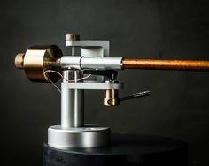 Schröder Model 2 tonearms