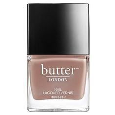 Yummy Mummy Nail Lacquer ($15) ❤ liked on Polyvore featuring beauty products, nail care and nail polish