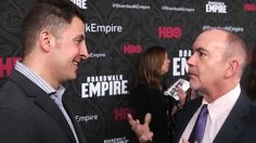 "Creator Terence Winter catches up with #InTheLab's Arthur Kade at the premiere of ""Boardwalk Empire"" and discusses the final season and his the writing process over the five seasons."