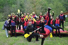 AmericanLIFE Kocaeli İzmit Rafting Heyecanı