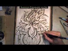 Wood Burning (Pyrography) Compilation