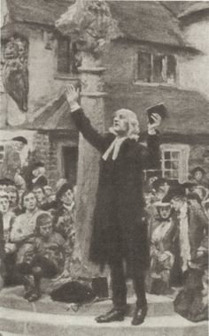 John Wesley (1703-1791) was responsible for starting Methodism. He was an extremely smart man started the Holy Club at Oxford with Whitefield, people start calling them Methodists because of how devout they are.
