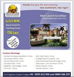 Kolte Patil New Launch Kondhwa Pune