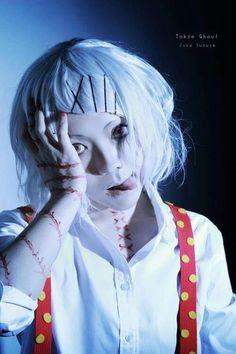 Juuzou Cosplay - Tokyo Ghoul