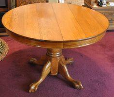 Vintage pedestal table - For sale , email me at daisyantiques@gmail.com