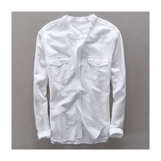 8781d38f Cheap sleeve cotton, Buy Quality shirt ads directly from China shirt color  grey suit Suppliers: Fashion Men Casual Slim Fit Linen Shirt Cotton Luxury  ...