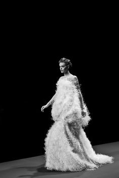 Of The Day 2/24/2011 // Dior couture runway - John Galliano