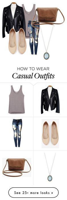 """""""casual outfit"""" by jbslimshaddy on Polyvore featuring Rebecca Minkoff, Alexander McQueen, Express and Armenta"""