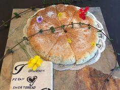Bourbon pecan shortbread pie from JudyPie in Grapevine