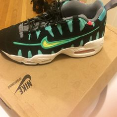 Nike Air Max Air max in great condition worn a couple times to small for my feet now. Nike Air Max Shoes Sneakers