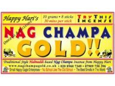 Come and Take The Nag Champa Taste Challenge Does Nag Champa  GOLD!!   Smell Better Than  Blue http://happyhariincense.com