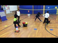 One of my grade classes doing their volleying stations. Adapted Physical Education, Physical Education Activities, Pe Activities, Health Education, Pe Games Elementary, Elementary Schools, Volleyball Skills, Volleyball Games, Adapted Pe