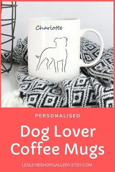 Looking for the perfect dog lover gift?  This minimalist design coffee mug will delight any dog owner.   The mug is glossy white and can be personalized with a pet's name or any other text.  There are many dog breeds to choose from.  Click through to see our shop to see them all.  #doglovers #personalizedgifts #dogmom #black and white Gifts For Dog Owners, Gifts For Pet Lovers, Dog Lovers, Best Dog Gifts, Dog Mom Gifts, Dachshund Art, Dachshund Gifts, Staffy Dog, Dog Coffee