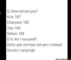yeah ask $uho how rich he is | allkpop Meme Center