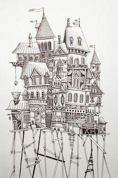 Casas Castelo