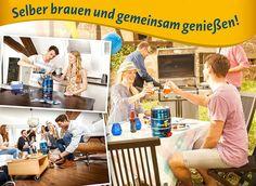 Bier selber brauen für unter 32 Euro Gibts HIER: http://amzn.to/2fCeG95