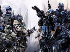 WallpapersWallpapers for Killzone: Shadow Fall Intercept