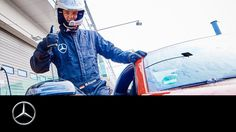 """Racing Licence """"A"""" with Martin Kaymer - Mercedes-Benz original // Martin Kaymer visits the AMG Driving Academy at the Nürburgring, Germany, to accomplish his national """"A"""" racing licence. Here's what happened.  Find more Mercedes-Benz Golf via https://www.mercedes-benz.com/en/merc...  Experience the world of Mercedes-Benz: http://benz.me/international/"""