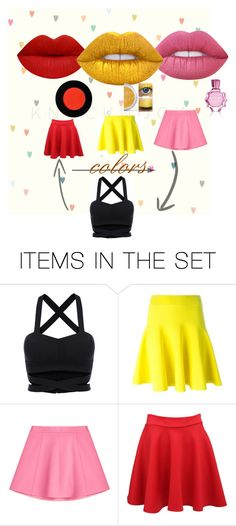 """ful color"" by marian-cd ❤ liked on Polyvore featuring art"