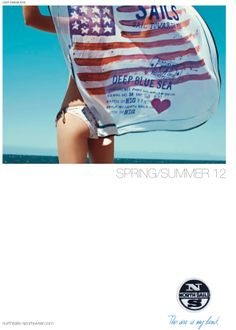 #Northsails #adv #campaign #print #collection #spring #summer #ss #2012 #theseaismyland #Northsails #adv #campaign #print #collection #spring #summer #ss #2012 #theseaismyland #catalogue #swimsuit #usa