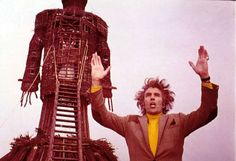 """18 Twist Endings We Still Can't Get Over:     'The Wicker Man' ﴾1973﴿:   You probably know the twist, thanks to the """"Not the bees!"""" memes generated by the lame remake with Nicolas Cage. But the original film, in which a policeman ﴾Edward Woodward﴿ investigates a missing girl on a British isle home to a cult, still stuns: It's all a lure to offer him up as a human sacrifice!"""
