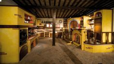 Cucina del Fienile - Borgo Antico