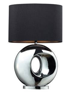 Reed Contemporary Table Lamp - Contemporary Lamps
