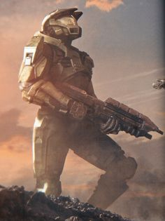 John - 117 in Mark IV Mjolnir Armor Still my personal favorite Odst Halo, Halo 2, Halo Quotes, Halo Collection, Halo Master Chief, Halo Series, Halo Game, Halo Reach, Red Vs Blue