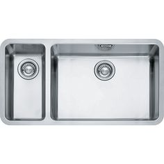 Genial Kubus | KBX 160 55 20 | Stainless Steel | Sinks