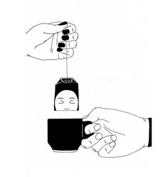 Lustik, a cool possible tattoo design Minimalist Drawing, Minimalist Art, Cool Art Drawings, Art Sketches, Pen Art, Simple Art, Aesthetic Art, Doodle Art, Art Inspo