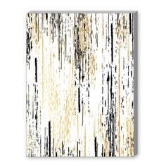 Found it at Wayfair - Falling Stars by Khristian Howell Graphic Art on Wrapped Canvas