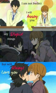 Frases - Anime: Tonari no kaibutsu-kun