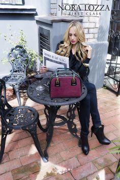 Nora Lozza F/W 2012 http://iconastyle.co/portafolio-styling-nora-lozza-otonoinvierno-2012-13/